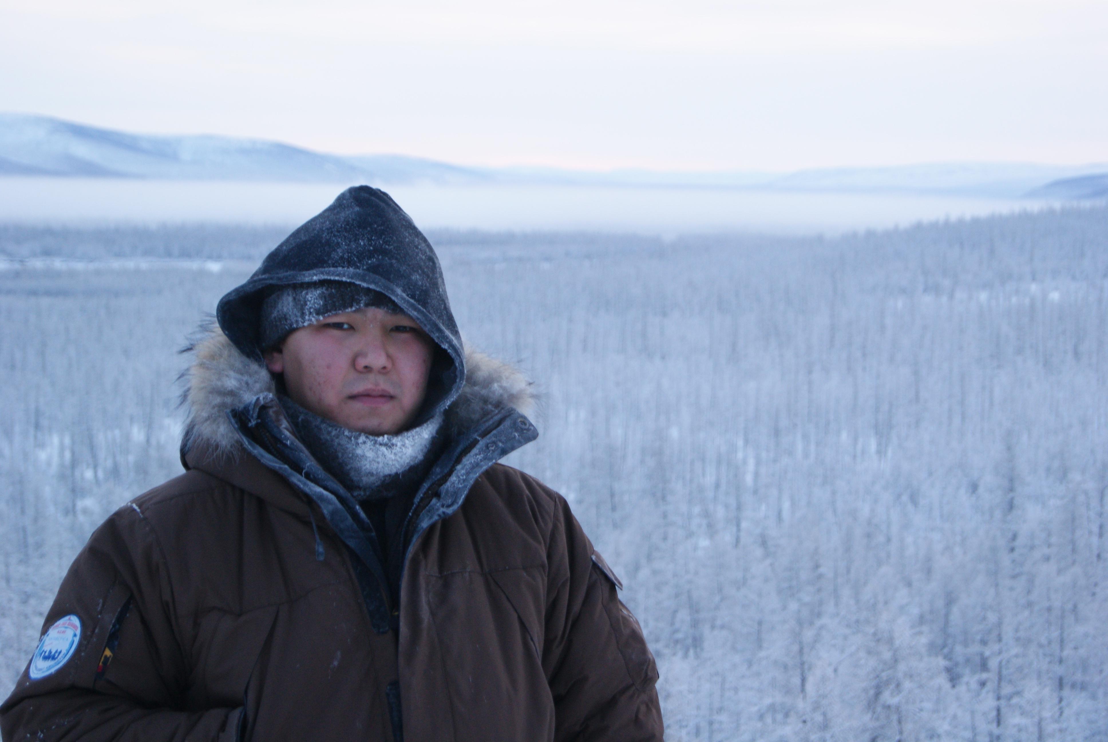 На фоне Верхоянских хребтов Республика Саха(Якутия) Куртка Баск ANTARCTIC