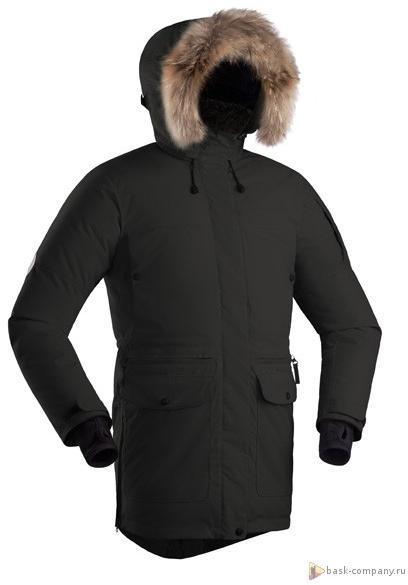 Женская пуховая куртка-парка Баск IREMEL ЧЕРНЫЙ L L
