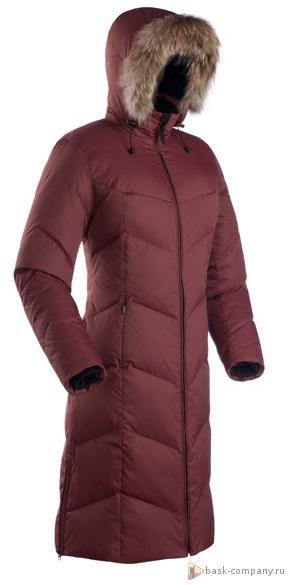 Женское пуховое пальто Баск ROUTE V3 L 9505