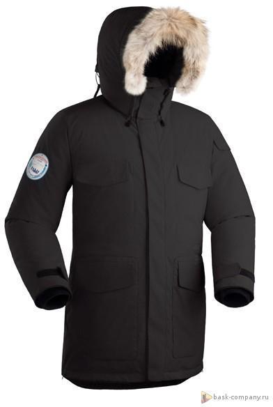 Мужская пуховая куртка-парка Баск TAIMYR Limit Edition