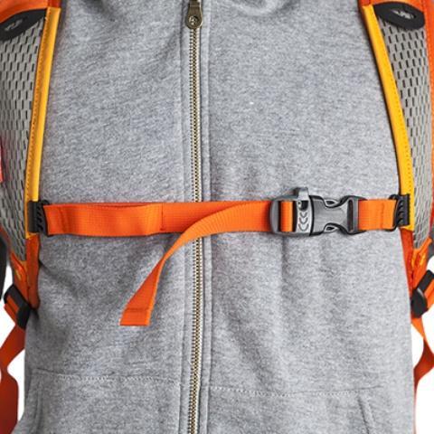 Регулируемый нагрудный ремень - Легкий рюкзак для бега или велоспорта Baix 15