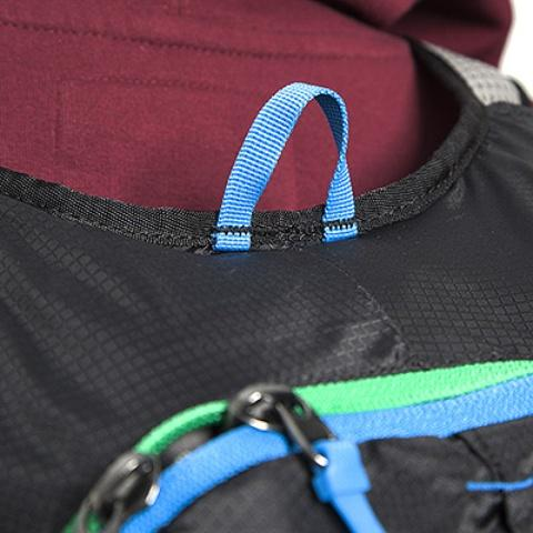 Петля для сушки и переноски - Легкий рюкзак для бега или велоспорта Baix 10