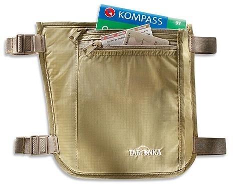 Сумочка для скрытого ношения на голени Tatonka Skin Secret Pocket 2854.225 natural