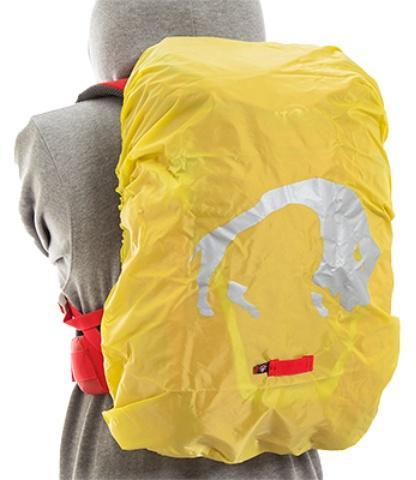 В комлпекте - дождевой чехол - Спортивный рюкзак с подвеской X Vent Zero Vento 25 lemon