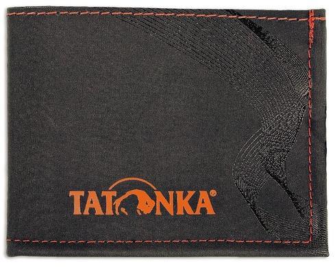 Необычный кошелек из ткани Hypalon HY Wallet black/orange
