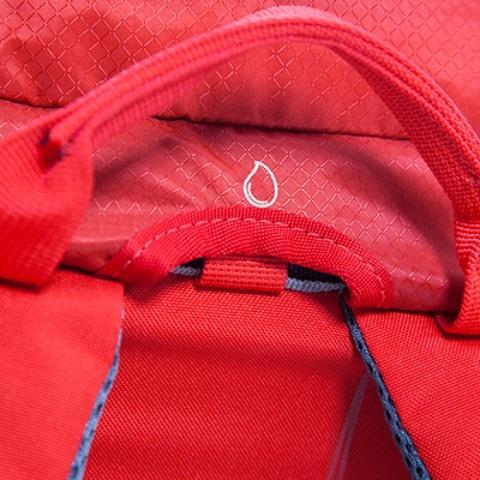 Выход для питьевой системы - Спортивный рюкзак с подвеской X Vent Zero Vento 25 lemon