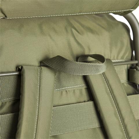 Ручка для переноски - Складной рыбацкий рюкзак-стул Fisherstuhl cub