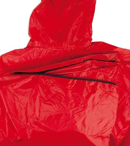 Плащ-накидка на рюкзак CAPE Men M red
