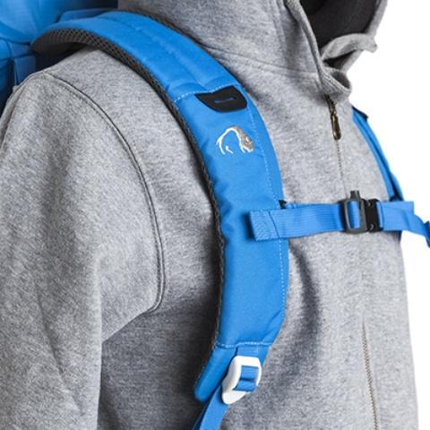 Плечевые лямки анатомической формы - Походный рюкзак с верхней загрузкой Yalka 24