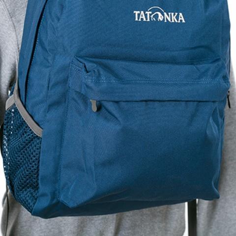 Центральный карман на молнии - Вместительный городской рюкзак Stanford