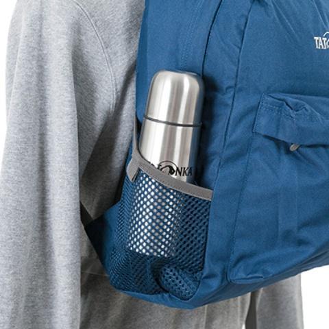 Боковой сетчатый карман - Вместительный городской рюкзак Stanford