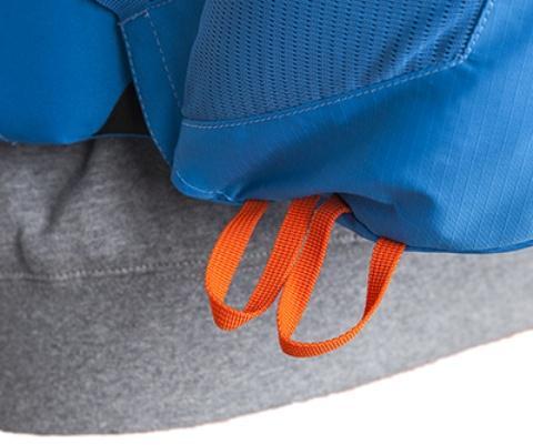 Петли для оттяжек и карабинов - Походный рюкзак с верхней загрузкой Yalka 24
