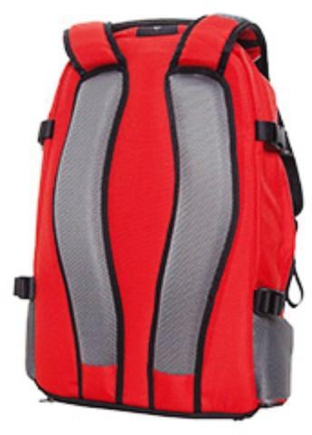 Вентилируемая спинка рюкзака - Универсальный рюкзак широкого применения Husky Bag cub
