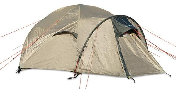 Геодезическая палатка с прихожей Sherpa Dome Plus Pu cocoon, Палатки 3-местные - арт. 266750321
