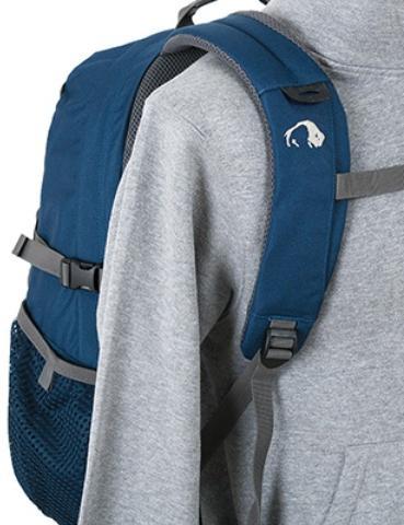 Мягкие лямки анатомической формы - Оригинальный городской рюкзак Flying Fox ocean
