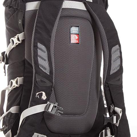 Мягкая, но прочная спинка Padded Back - Легкий горный рюкзак Cima di Basso 35
