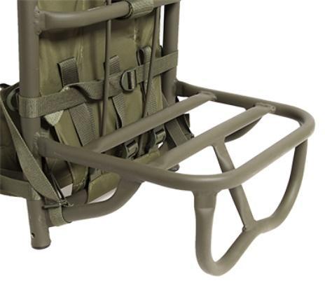 Прочная алюминиевая рама глубиной 25см - Станковый рюкзак для переноски тяжелых грузов Lastenkraxe