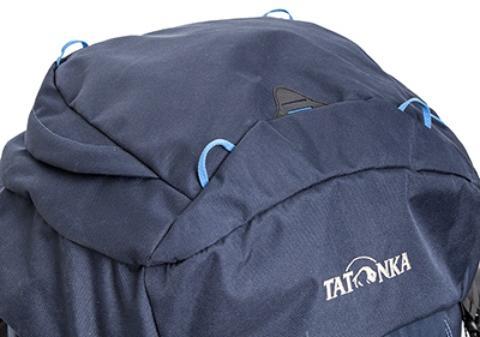 Петли для крепления куртки или каски - Универсальный трекинговый туристический рюкзак Yukon 60