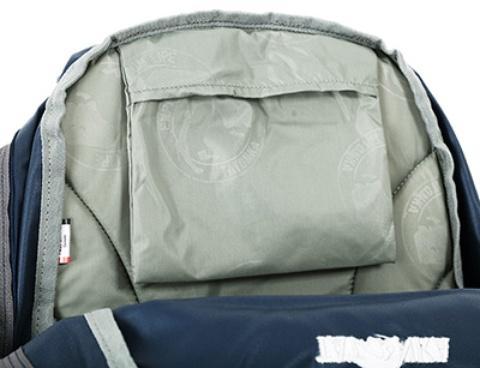Небольшой внутренний карман - Вместительный городской рюкзак Stanford ocean