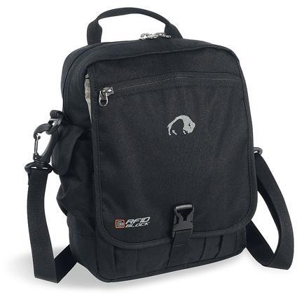 Вместительная сумка с защитой от считывания данных Check In XL RFID, black, 2954.040