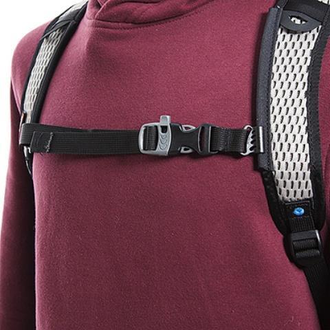 Нагрудный ремень с громким свистком - Легкий рюкзак для бега или велоспорта Baix 10