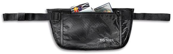 Поясная сумочка для скрытого ношения Tatonka Skin Document Belt 2846.040 black