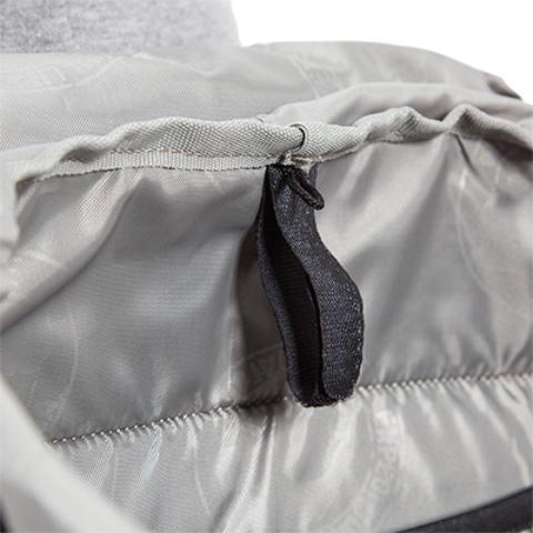 Крепление для питьевой системы - Легкий горный рюкзак Cima di Basso 35 blue/carbon