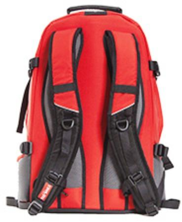 Мягкие регулирующиеся лямки анатомической формы - Универсальный рюкзак широкого применения Husky Bag cub