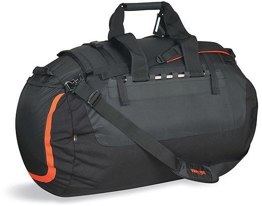 Сверхпрочная объемная дорожная сумка Barrel EXP XL black