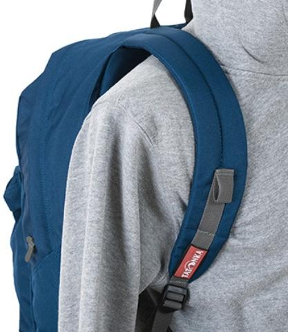 Мягкие плечевые лямки анатомической формы - Вместительный городской рюкзак Stanford ocean