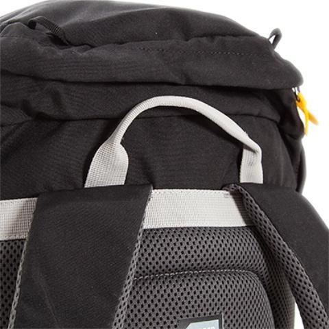 Ручка для переноски - Легкий горный рюкзак Cima di Basso 35 blue/carbon