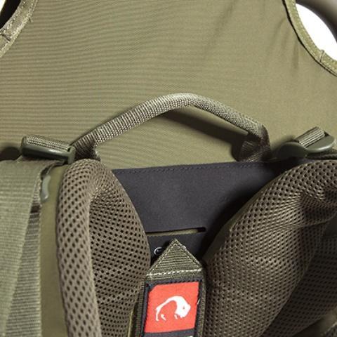 Прочная ручка для переноски или помощи при надевании - Станковый рюкзак для переноски тяжелых грузов Lastenkraxe