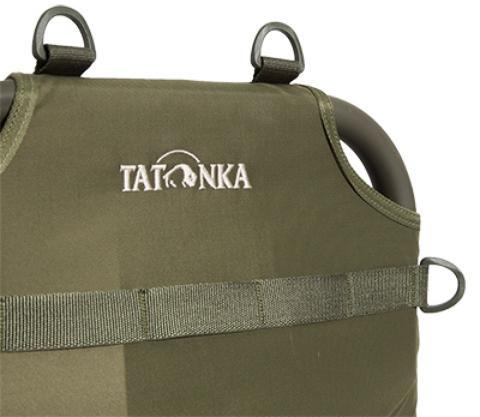 Петли в верхней части и по бокам для крепления веревки или стропы - Станковый рюкзак для переноски тяжелых грузов Lastenkraxe