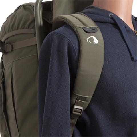 Мягкие прочные лямки анатомической формы - Прочный стул-рюкзак Petri Chair