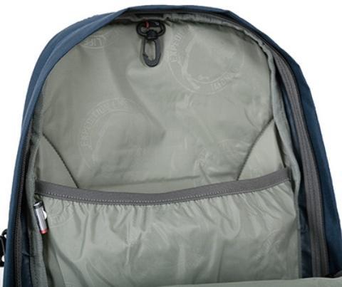 Внутренний карман формата А4 - Оригинальный городской рюкзак Flying Fox ocean