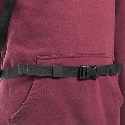 Регулирующийся поясной ремень - Легкий рюкзак для бега или велоспорта Baix 10