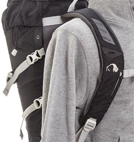 Лямки анатомической формы - Легкий горный рюкзак Cima di Basso 35 blue/carbon