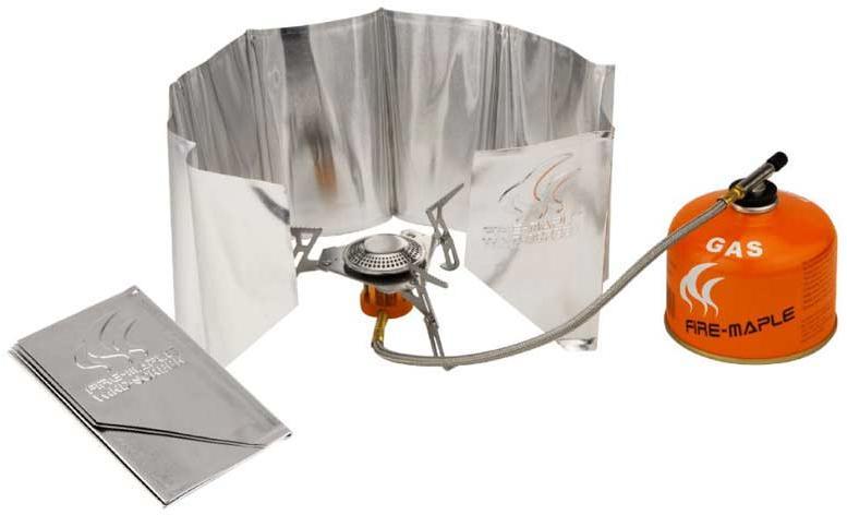 Сверхлегкий ветрозащитный экран Fire-Maple FMW-501