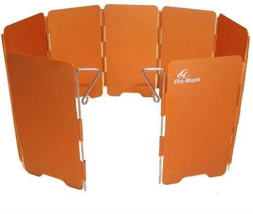 Ветрозащитный экран цветной WIND-SCREEN FMW-503