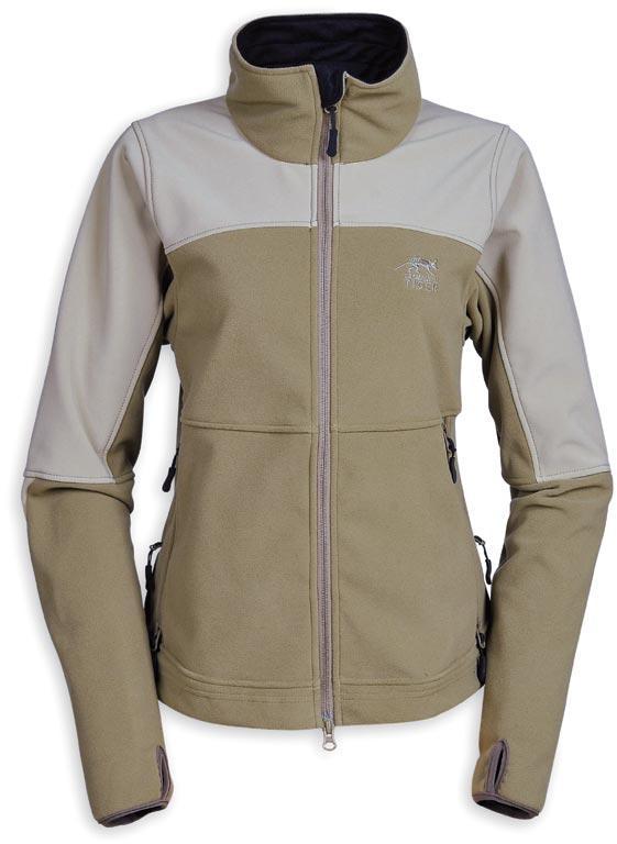 Куртка TT NEVADA W&aposs JACKET khaki, 7665.343