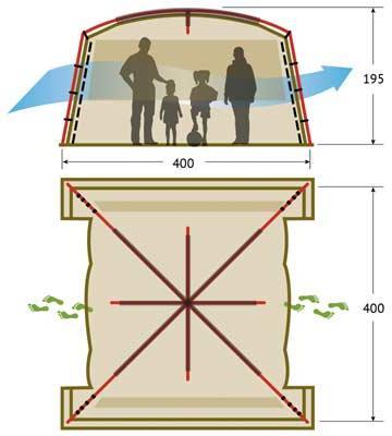 Схема China House Luxe