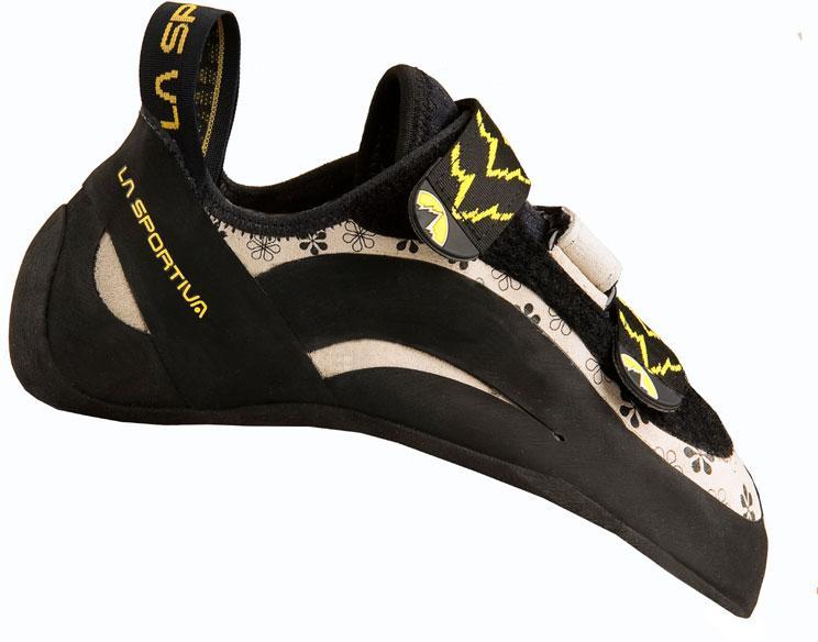 Разработаны с учетом анатомии женской ступни La Sportiva Miura VS Woman Ice