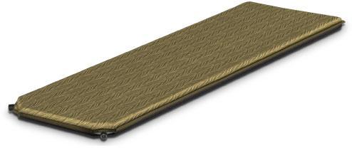 Комфортный самонадувающийся коврик для кемпинга Alexika Comfort
