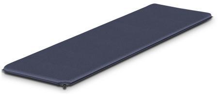 Универсальный самонадувающийся туристический коврик Alexika Trekking 60 9333.3805 Navy Blue