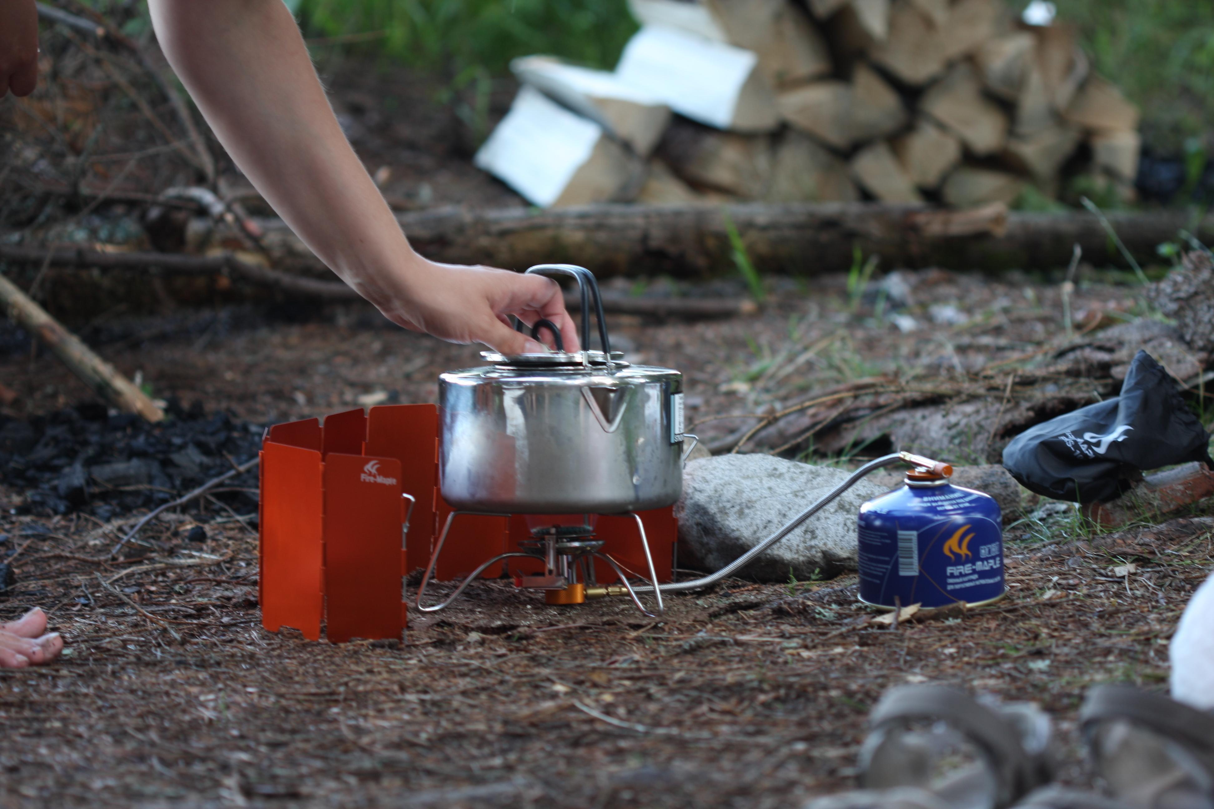 Газовых горелок рыбалка своими руками