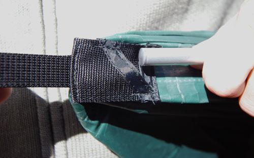 С другой в карман с петлей. Инструкция по Rondo 2 Plus