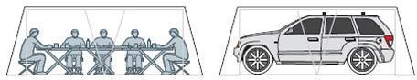 Вариант без спальни. Всё внутреннее пространство можно использовать под столовую или как навес для автомобиля.. Инструкция по Victoria 5 Luxe