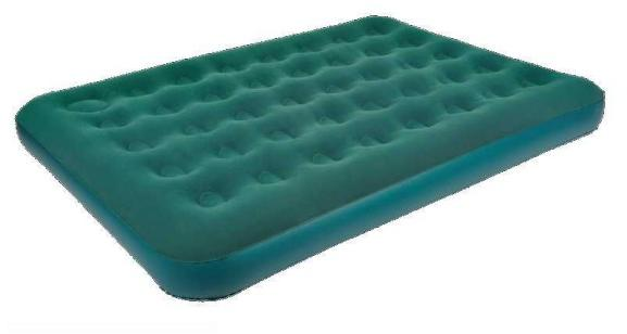 Надувная кровать Relax Flocked air bed QUEEN JL026087-2N