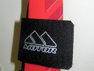 Липучки для лыж Motor