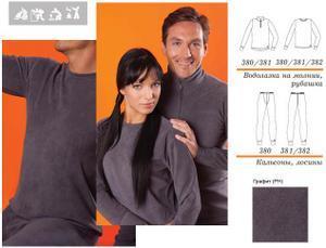 Рубашка детская GUAHOO Outdoor Fleece 382A-PH